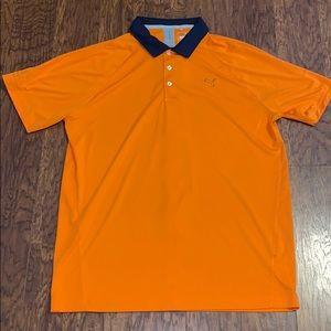 Men's Puma Golf Polo Shirt Sz XL